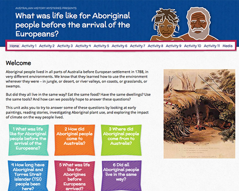 What Was Life Like For Aboriginal People Before The Arrival Of The